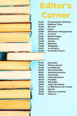 horario librería efímera