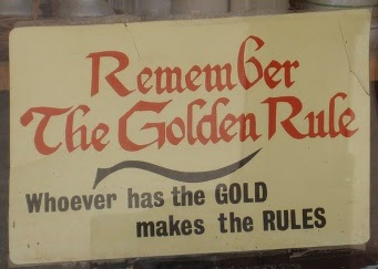 Three Golden Rules of Blogging