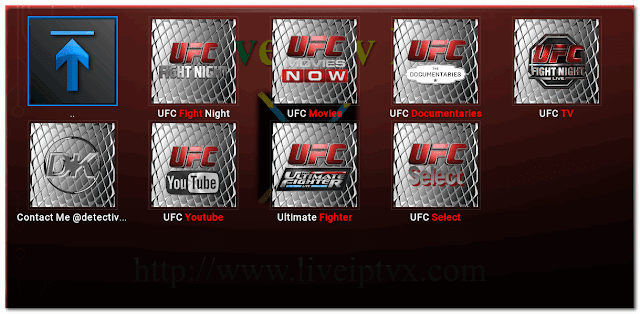 UFC Finest On KODI