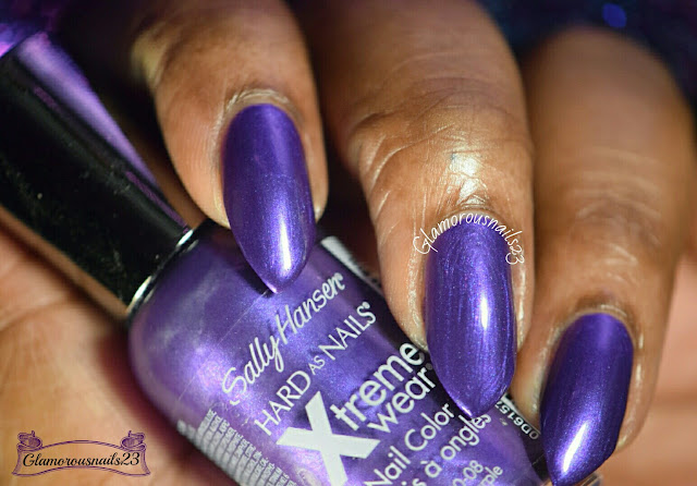 Sally Hansen Xtreme Wear Deep Purple