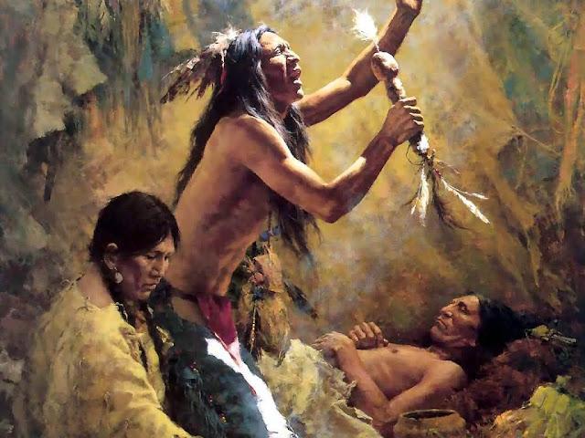 Umbanda é Xamanismo