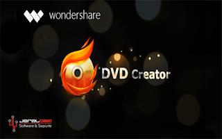 Wondershare DVD Creator 4.5.0.3 Graba cualquier DVD en muy poco tiempo !!