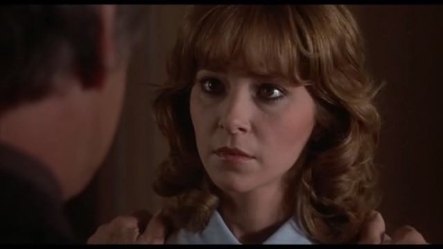 Lisa Eilbacher as Laurie Kessler in 10 TO MIDNIGHT (1983)