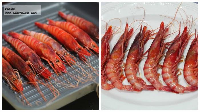 Lazy blog gambas rojas de garrucha una delicia para disfrutar en casa - Como cocinar alubias rojas ...