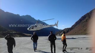 kedarnath helicopter service