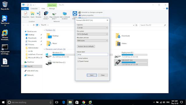 Tài liệu quản lý và triển khai hình ảnh Windows 10 toàn tập