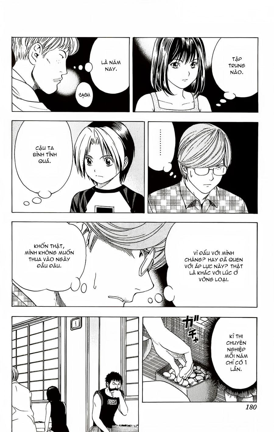 Hikaru No Go hikaru no go chap 77 trang 19