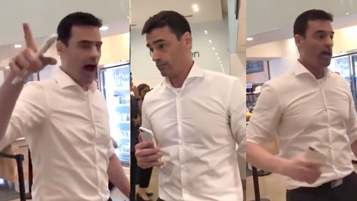 After being revealed as a bigoted racist in a viral video showing NYC attorney Aaron Schlossberg ranting at two women speaking Spanish in a lunch time restaurant, Schlossberg has issued a public apology