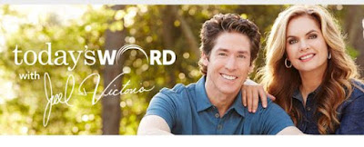 Consider Your God by Joel Osteen