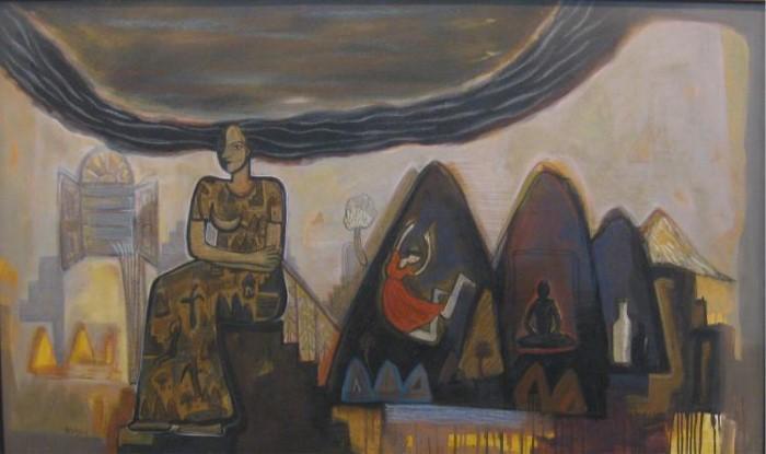 Сюрреалистические видения. Arpita Chandra