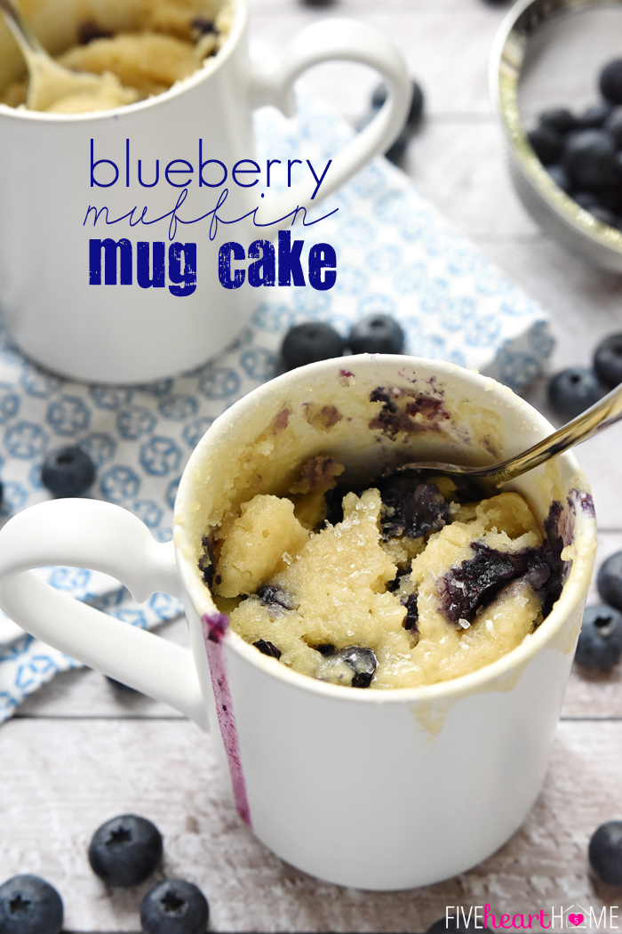 recipe: blueberry muffin in a mug [35]