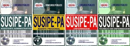 Apostila SUSIPE-PA 2018