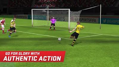 FIFA Mobile Soccer Mod v.1.1.0 Apk Terbaru