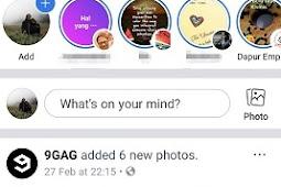 Cara Menambah Teman di Facebook dengan QR Code