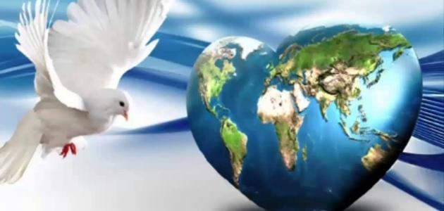 بوصلة السلام