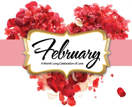 Agony Of Love: February : Month of Celebration of Love
