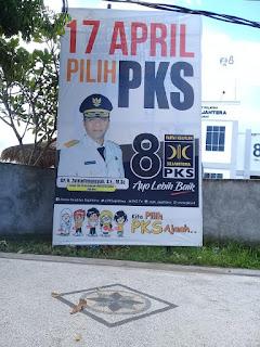 Pakar Hukum Unram Nilai Foto Gubernur Zul Di APK PKS Melanggar Norma Hukum