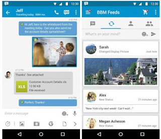 Download BBM Mod Official APK 3.3.6.51 Terbaru Tanpa Iklan