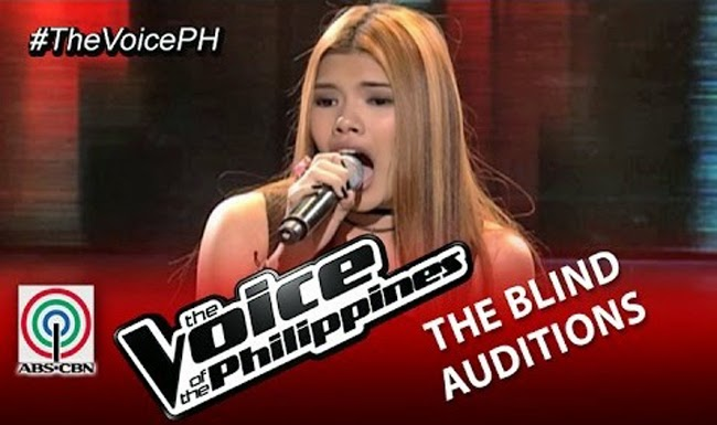 Krystina Luis Ng Sings 'House of the Rising Sun' on The Voice of the Philippines Season 2 Blind Audition Video Replay