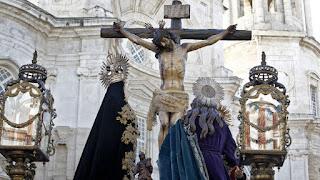 Una Semana Santa sin Piedad en Cádiz