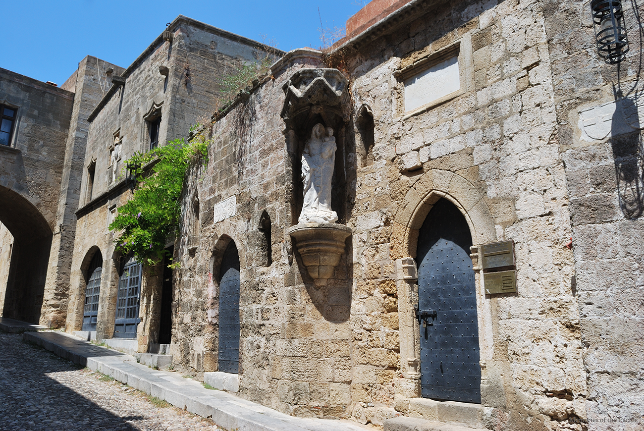 rhodes greece knights templar history travel
