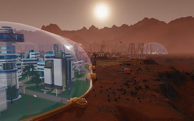 Surviving Mars Game Screenshot 7