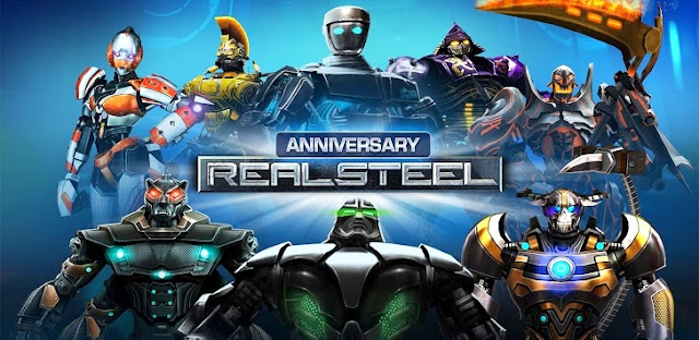 Real Steel v1.30.2 APK