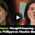MUST WATCH: ALICE DIXSON: NANGHIHINAYANG AKO KAY MISS PHILIPPINES MAXINE MEDINA!