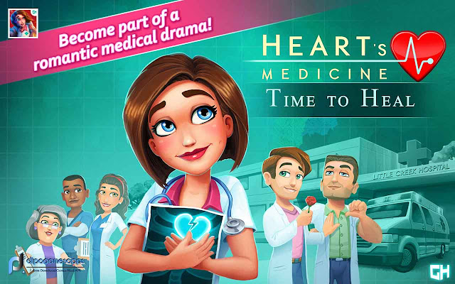 Heart's Medicine Hospital Heat v4.0 MOD APK Images