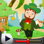 G4K Cartoon Leprechaun Rescue Game Walkthrough
