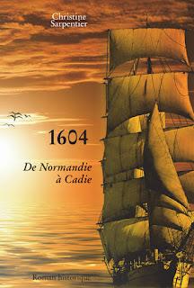 Roman historique de Christine Sarpentier