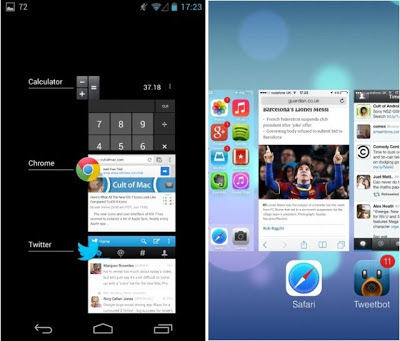 Multitasking Apps