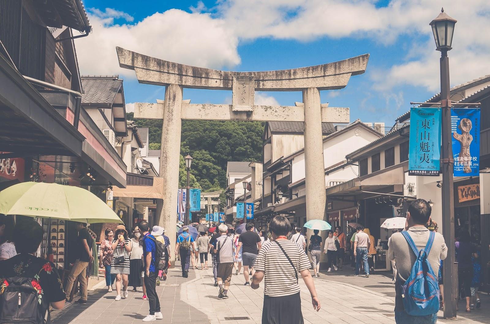 Project Gora Summer in Northern Kyushu Part 2 Dazaifu Temmangu Shrine