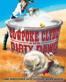 Cowpoke Clyde and Dirty Dawg - Children's Book