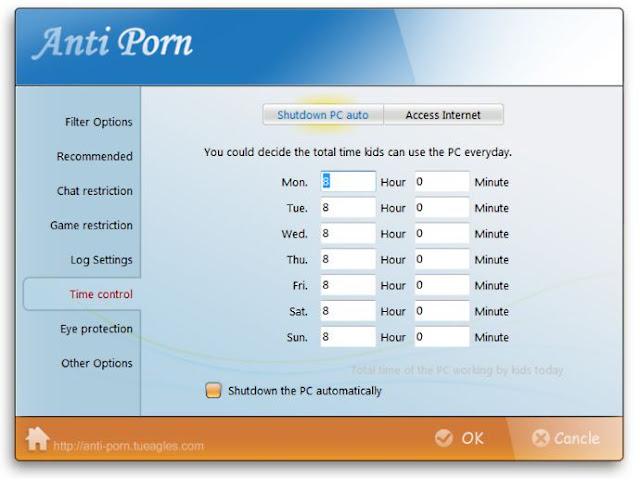 تحميل برنامج انتي بورن Download Anti Porn