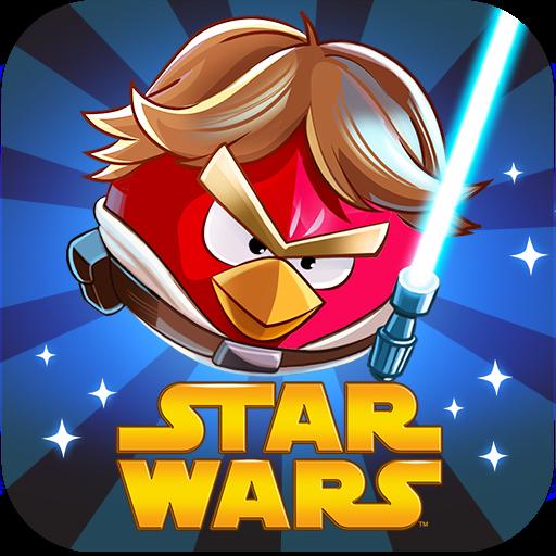 تحميل لعبه Angry Birds Star Wars مهكره وجاهزه اصدار 1.5.13