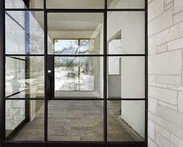 Let S Stay Industrial Steel Framed French Doors Metal