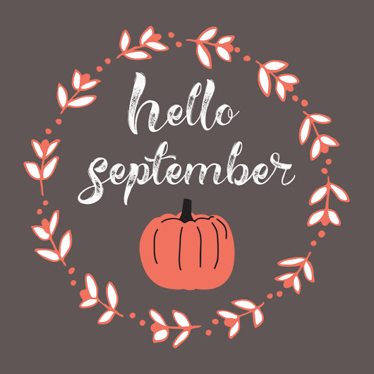 September: Month @ a Glance