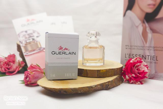Туалетная вода Mon Guerlain: отзывы