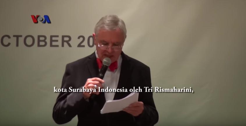 Video Kota Surabaya Raih Penghargaan Global Green City Dari PBB