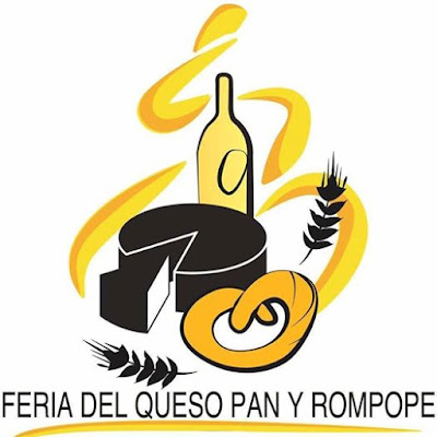 feria del queso pan y rompope tehuixtla 2018 logo