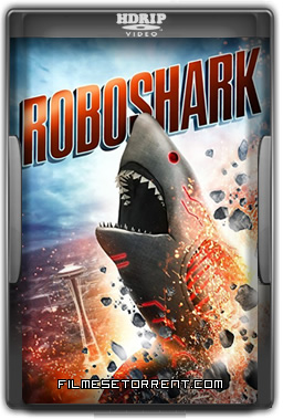 Roboshark Torrent HDRip Dual Áudio 2016
