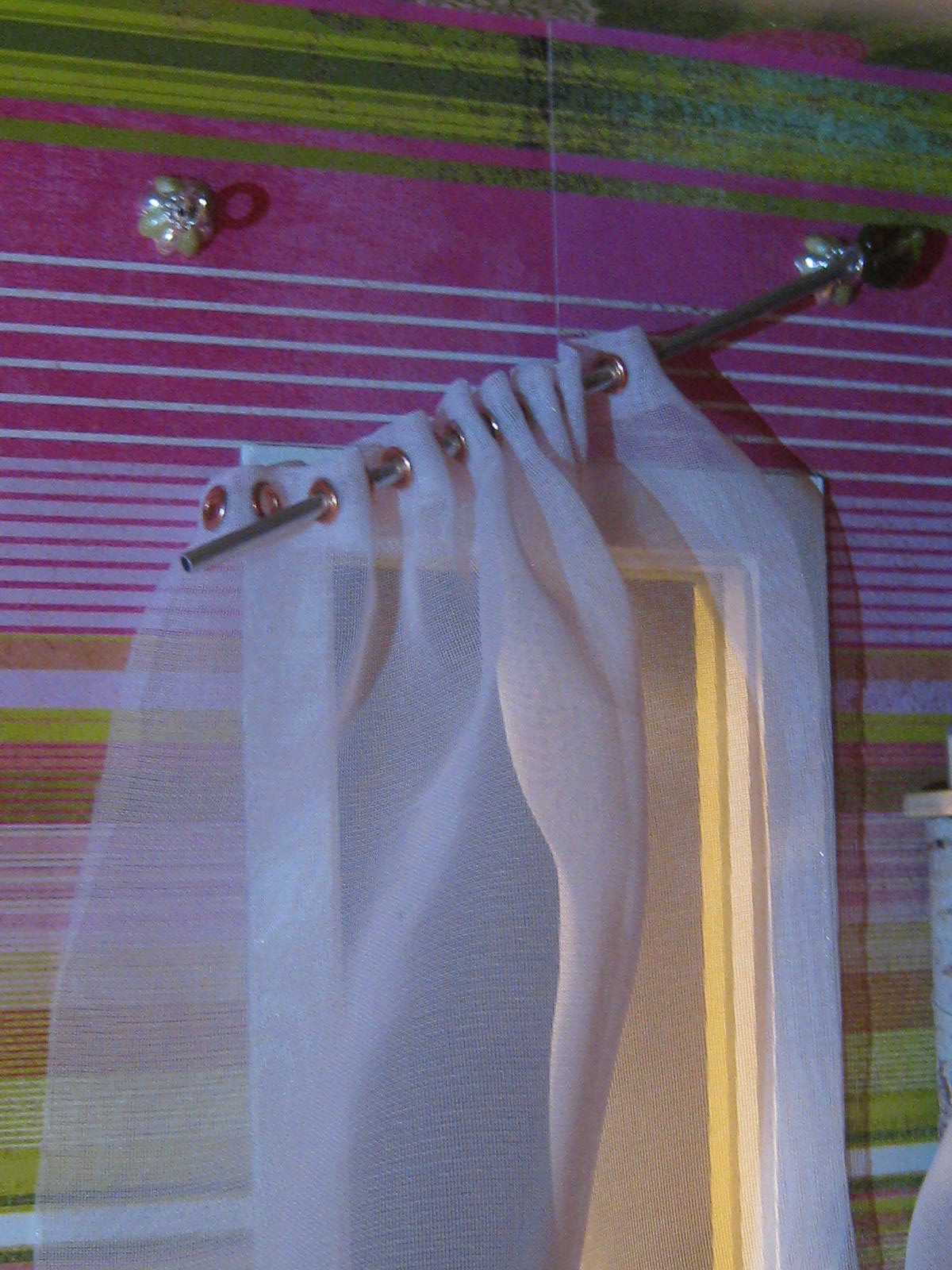 Large And In Charge Tutorial Curtain Rods With