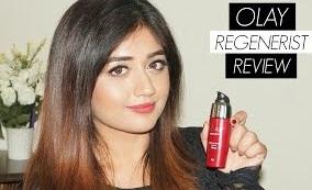 Olay Regenerist Anti Ageing Skincare Review