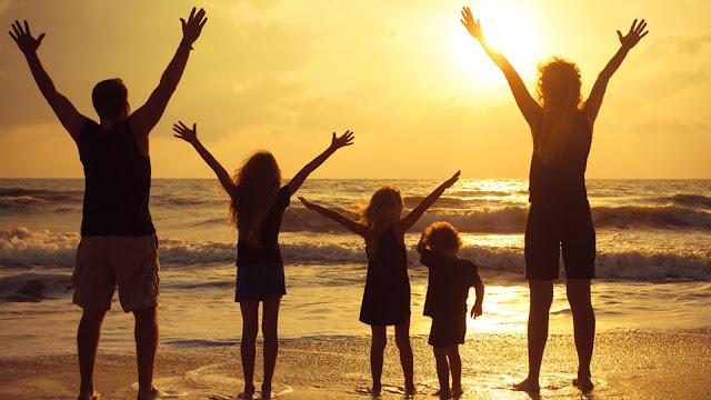 8 Cara Menciptakan Waktu Berkualitas antara orang tua Dengan Sang Anak
