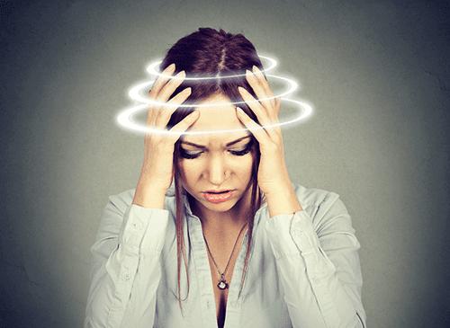 الدوار او الدوخة اسبابها وعلاجها