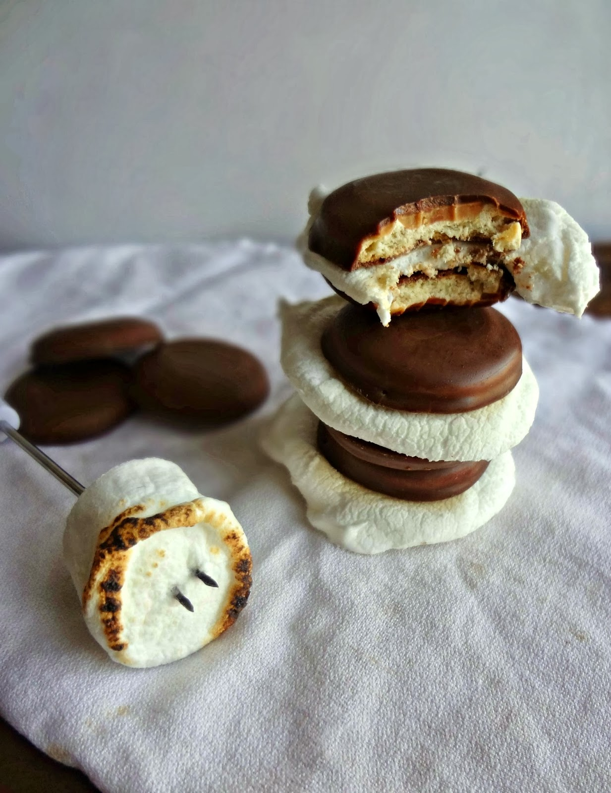 Tagalong S'mores