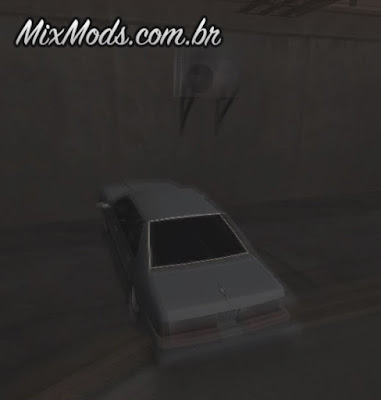 blur on vehicle collisions gta