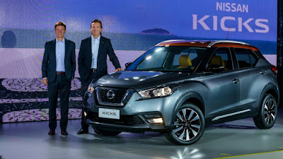 nisaan kicks suv 2016 event