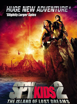 Poster Of Spy Kids 2 (2002) In Hindi English Dual Audio 300MB Compressed Small Size Pc Movie Free Download Only At worldfree4u.com
